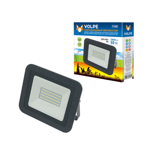 ULF-Q511 30W/WW IP65 220-240В BLACK картон